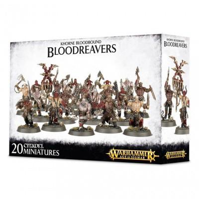 Foto van Khorne Bloodbound Bloodreavers Warhammer Age of Sigmar