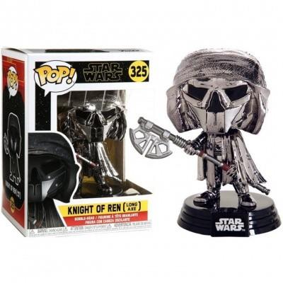 Foto van Pop! Star Wars: Rise Of Skywalker - Knight Of Ren (Axe) FUNKO