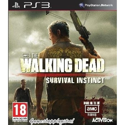 Foto van The Walking Dead Survival Instinct PS3
