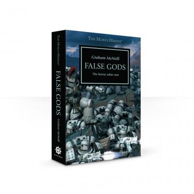 Foto van Horus Heresy: False Gods Book 2 (Paperback) WARHAMMER 40K