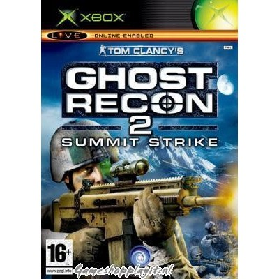 Foto van Ghost Recon 2: Summit Strike XBOX