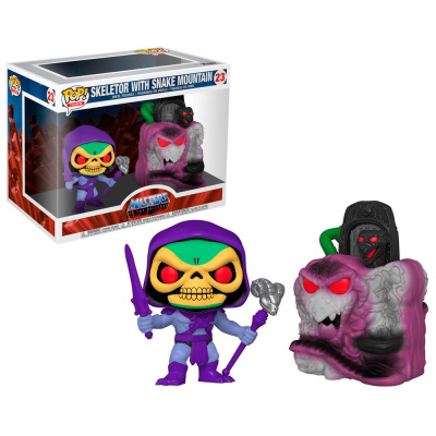 Pop! Town: Masters Of The Universe - Skeletor with Snake Mountain FUNKO