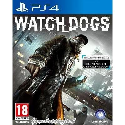 Foto van Watch Dogs PS4
