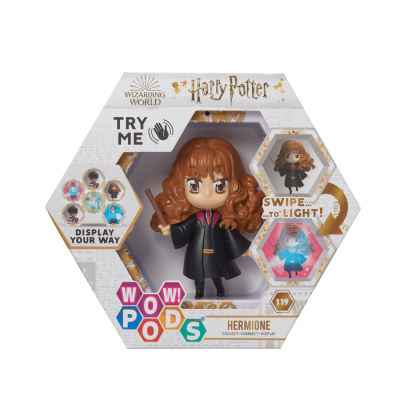 Wow Pods! Harry Potter - Hermione Led Figure Light MERCHANDISE