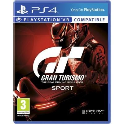 Foto van Gran Turismo Sport - Spec II PS4