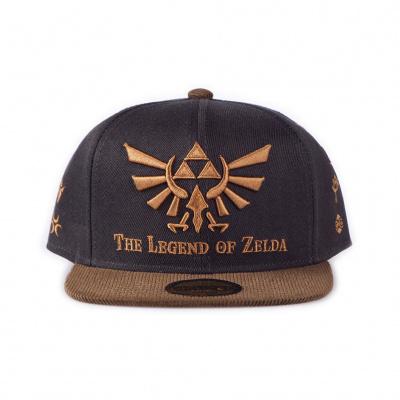 Zelda - Badge Snapback MERCHANDISE