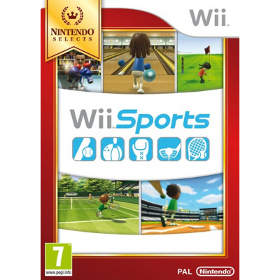 Foto van Wii Sports (Selects) WII