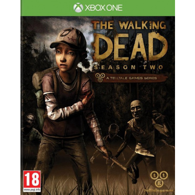 The Walking Dead Season Two XBOX ONE