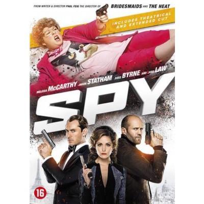 Foto van Spy DVD MOVIE