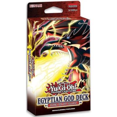 TCG Yu-Gi-Oh! Egyptian God Deck - Slifer the Sky Dragon YU-GI-OH