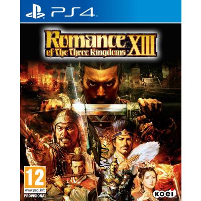 Foto van Romance Of The Three Kingdoms XIII PS4