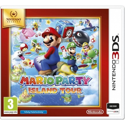 Foto van Mario Party: Island Tour (Selects) 3DS