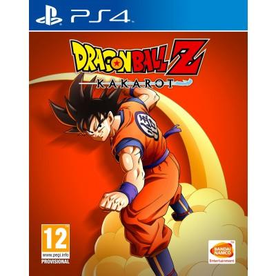 Foto van Dragon Ball Z: Kakarot PS4