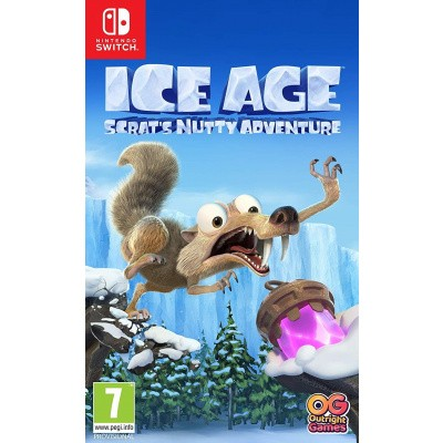 Foto van Ice Age: Scrat's Nutty Adventure Nintendo Switch