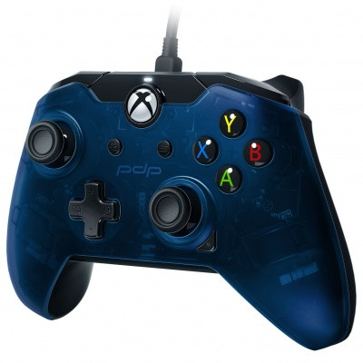 Pdp Controller Wired Midnight Blue XBOX ONE