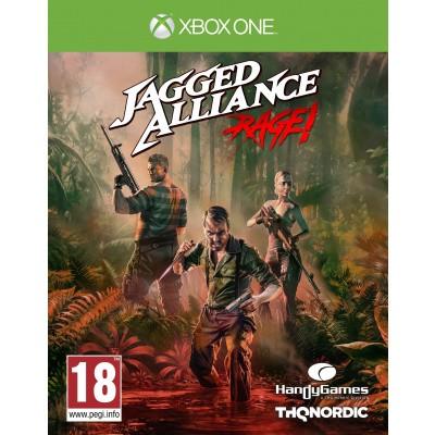 Foto van Jagged Alliance: Rage! XBOX ONE
