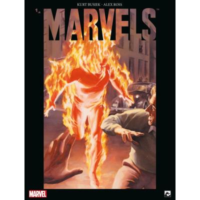 Foto van Marvels 1 (NL-editie) COMICS