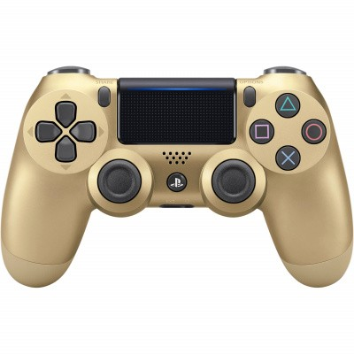 Sony Wireless Dualshock 4 Controller V2 - Gold PS4