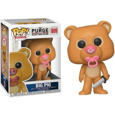 Pop! Movies: The Purge Election Year - Big Pig FUNKO