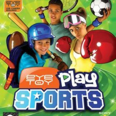 Eye Toy Play Sports PS2