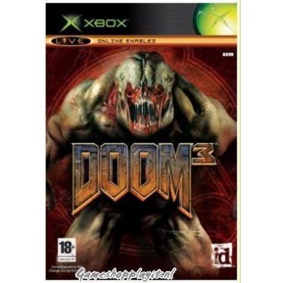Foto van Doom 3 XBOX