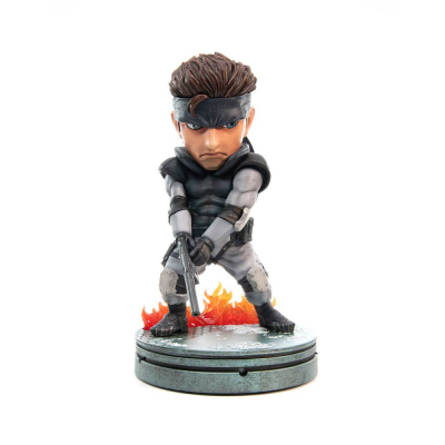 Metal Gear Solid- SD Solid Snake 20cm PVC Statue - First 4 Figures