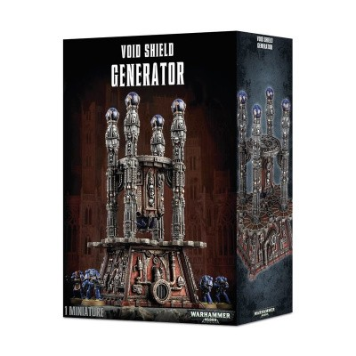 Void Shield Generator WARHAMMER 40K