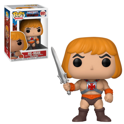Pop! Television: Masters of the Universe - He-Man FUNKO
