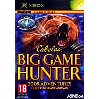 Cabela's Big Game Hunter 2005 Adventures XBOX