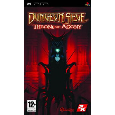 Foto van Dungeon Siege Throne Of Agony PSP