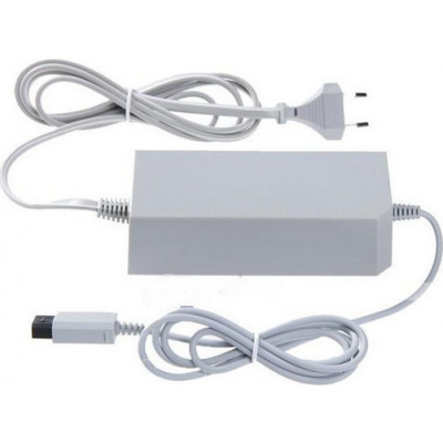 Foto van Wii Ac Adapter (Stroomvoeding) WII