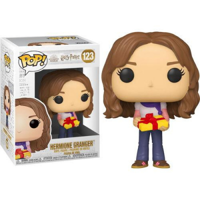 Foto van Pop! Harry Potter: Holiday Hermoine Granger FUNKO