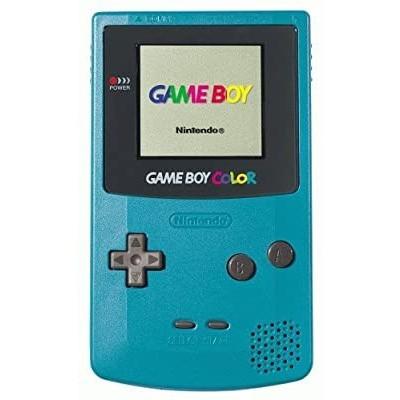 Foto van Console Gameboy Color Teal GBC