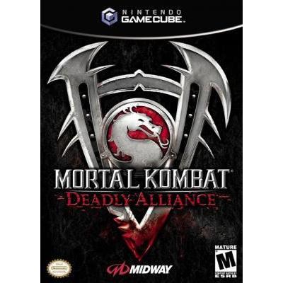 Foto van Mortal Kombat Deadly Alliance Nintendo GameCube