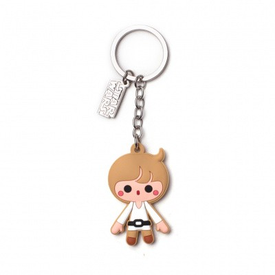 Foto van Star Wars - Luke Skywalker Rubber Keychain