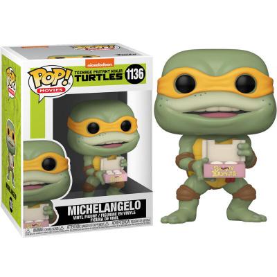 Foto van Pop! Movies: Teenage Mutant Ninja Turtles 2 - Michaelangelo FUNKO