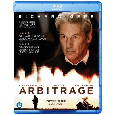 Foto van Arbitrage BLU-RAY