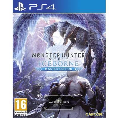 Monster Hunter World: Iceborne - Master Edition PS4