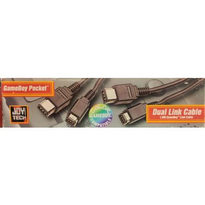 Foto van Dual Link Cable Joytech GAMEBOY