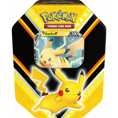 TCG Pokémon Fall Tin 2020 - Pikachu V Power Tin POKEMON