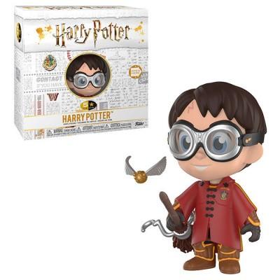 5 Star: Harry Potter - Harry Quidditch Vinyl Exclusive FUNKO