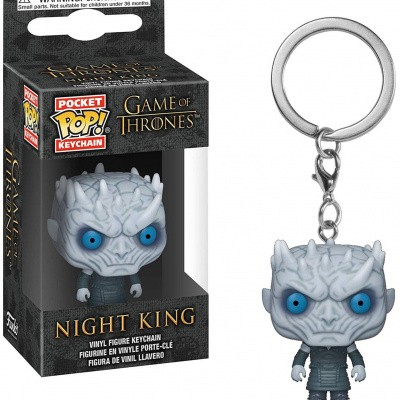 Pop! Keychain: Game of Thrones - Night King FUNKO