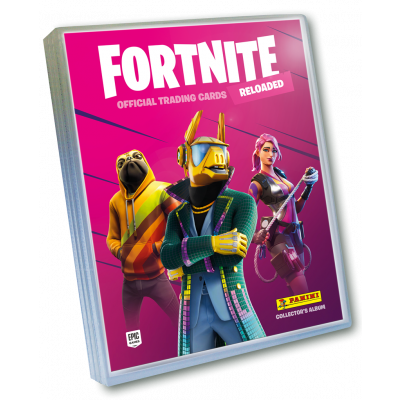 TCG Fortnite Reloaded Starter Pack FORTNITE
