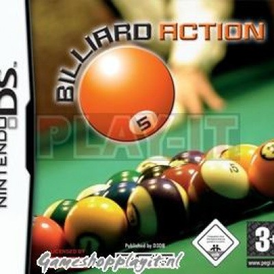 Billiard Action NDS