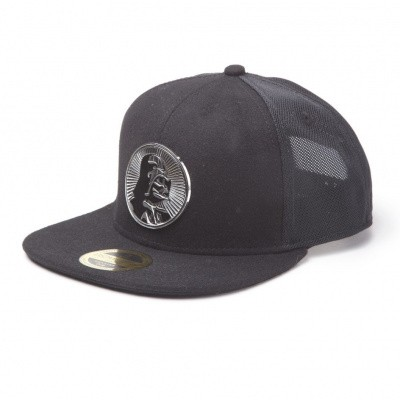 Foto van Star Wars - Darth Vader Snapback with Metal Badge