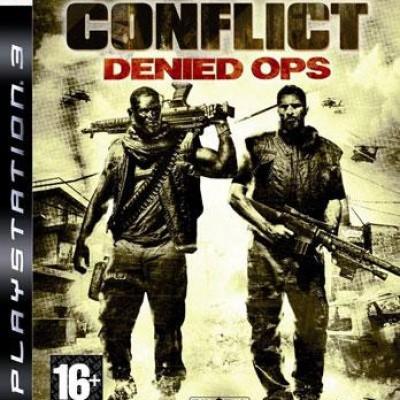 Foto van Conflict Denied Ops PS3