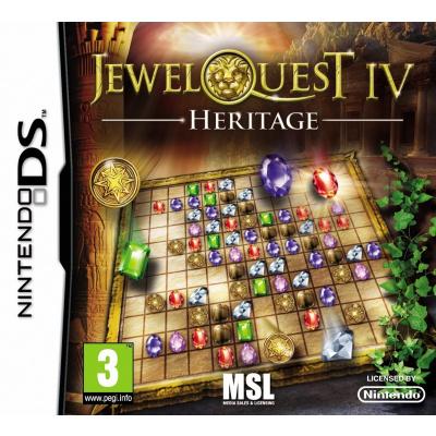 Foto van Jewel Quest IV Heritage NDS