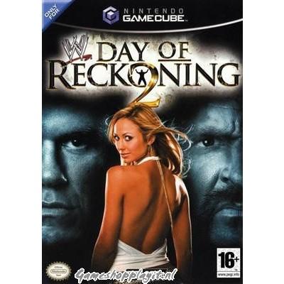 Day Of Reckoning 2 Nintendo GameCube