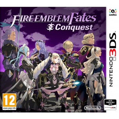 Foto van Fire Emblem Fates: Conquest 3DS