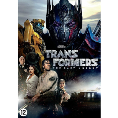 Foto van Transformers The Last Knight DVD